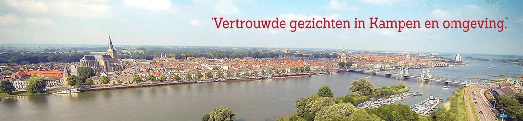 Vertrouwde gezichten in Kampen en omgeving
